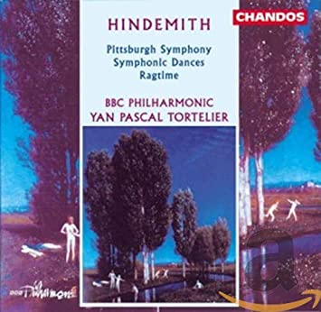 Pittsburgh Symphony / Symphonic Dances / Ragtime