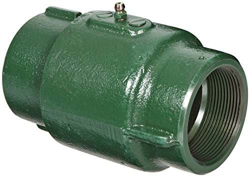 Dixon 220FXFMI00000 Malleable Iron Single Plane O-Ring Swivel Joint, Style 20, 2'' NPT Female by Dixon Valve & Coupling
