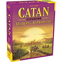 Catan Traders and Barbarians Expansion, 5th Edition