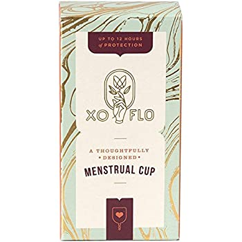 GladRags Menstrual Cups XO Flo Menstrual Cup