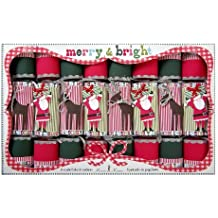 Merry and Bright Christmas Crackers By Meri Meri