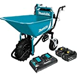 Makita XUC01PTX1 Power-Assisted Wheelbarrow Kit, One Size