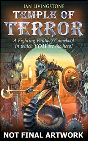 Book Temple of Terror (Fighting Fantasy) by Ian Livingstone (2004-06-03)