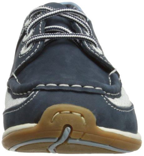 Chatham Marine - Scarpe sportive, Donna Blu (Navy)