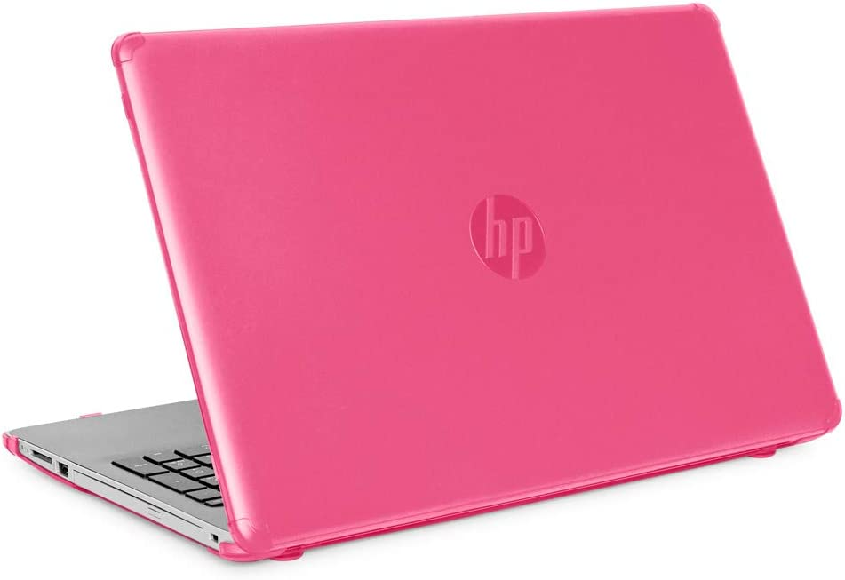 "mCover Hard Shell Case for 15.6"" HP 15-DA0000 Series (15-DA0000 to 15-DA9999) Notebook PC (NOT Fitting Other HP 15"" Pavilion or Envy laptops) - HP-15DA Pink"