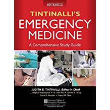 Tintinalli's Emergency Medicine: A Comprehensive Study Guide, 8th edition