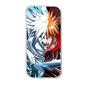 Custom Anime Bleach dibujos animados diseño Hard Case Cover for HTC One M8
