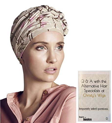 Bundle - 2 Items  The Azure Printed Turban by Christine Headwear (Item  1 41842c38913