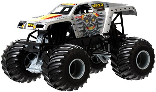 Hot Wheels Monster Jam Maximum Destruction Die-Cast Vehicle,