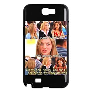The Burn Book - Mean Girls movie Samsung Galaxy Note 2 N7100 Case hjbrhga1544