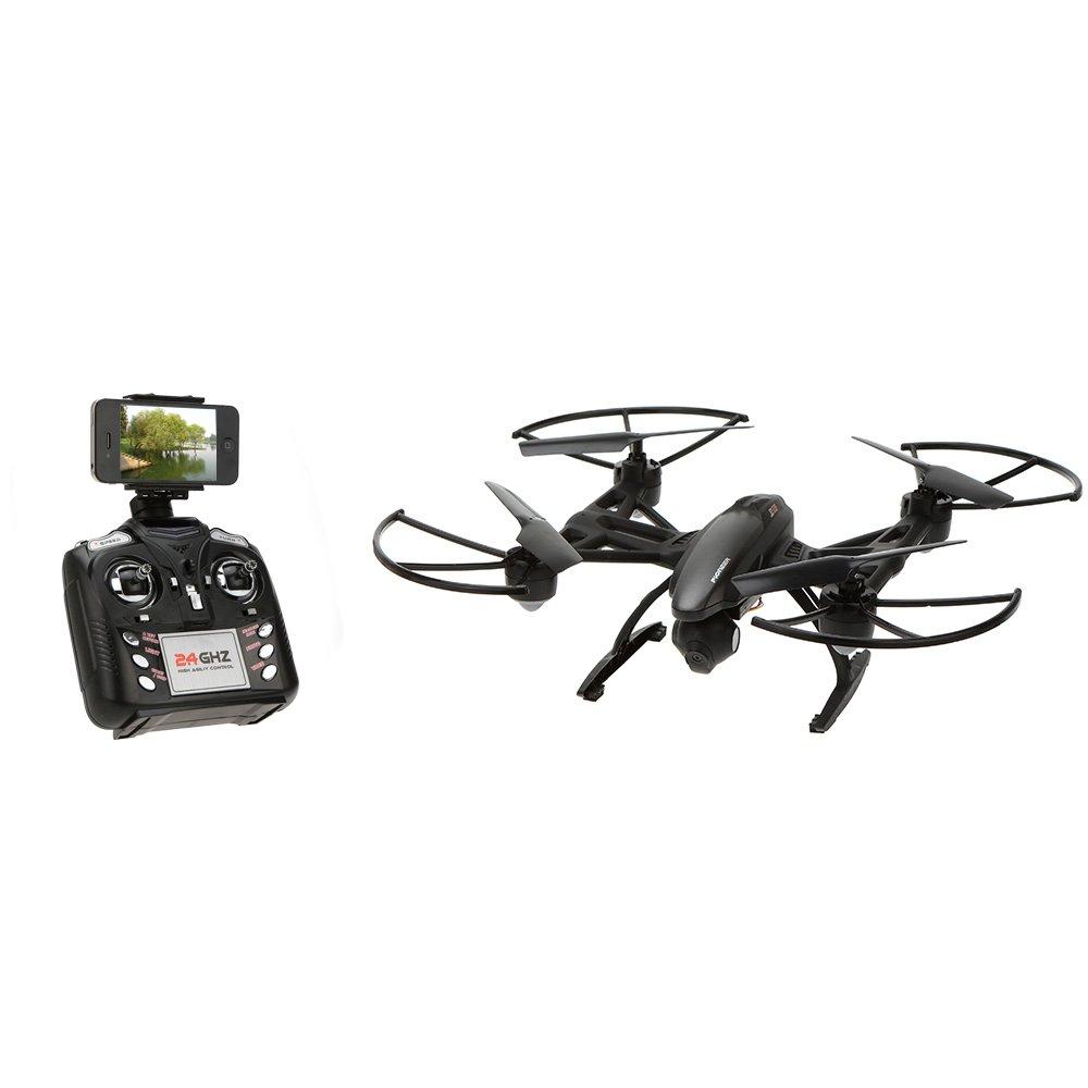 Goolsky JXD 509W 6-Axis Gyro Wifi FPV RC Quadcopter con 0.3 MP macchina fotografica presa alta CF modalità una chiave restituire Drone MobilePhone controllo giocattolo