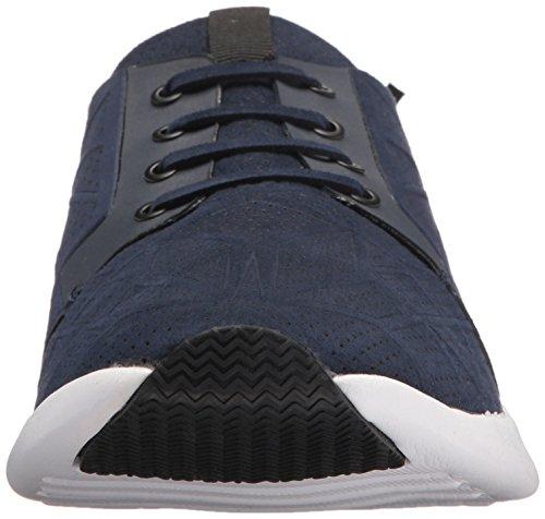 Steve Madden Menns Batali Sneaker Navy ...