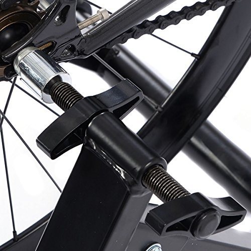 Giantex Portable Indoor Exercise Resistance Bicycle Trainer Bike Stand by Giantex (Image #4)
