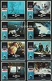 JAWS SPIELBERG SHARK HORROR 1975 ORIGINAL LOBBY