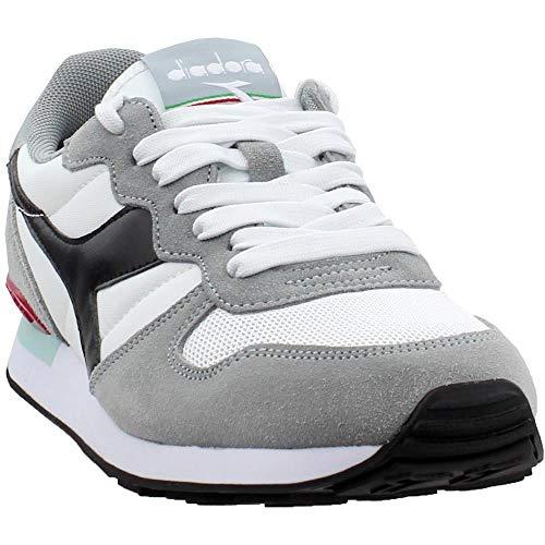 Diadora Mens Camaro Athletic & Sneakers Grey