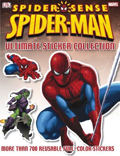 Ultimate Sticker Collection: Spider Sense Spider-Man