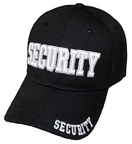 SECURITY GUARD OFFICER CAP EMBROIDERED BASEBALL CAP