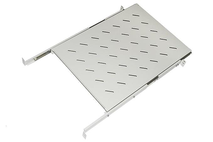 Link Accessori LKRIP650EG Rack Shelf Accesorio de Bastidor - Accesorio de Rack (Rack Shelf, Gris, Acero, 40 kg, 48,3 cm (19