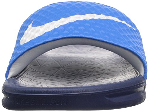 Benassi Nike Blue Donna Photo Spiaggia Blue Binary White Solarsoft Piscina e 4qrxqRpd