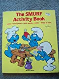 The Smurf Activity Book, Peyo and Rae P. Schwarz, 0394853830