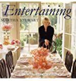 Entertaining by Stewart, Martha (1998) Paperback