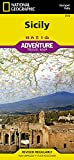 Sicily [Italy] (National Geographic Adventure Map)