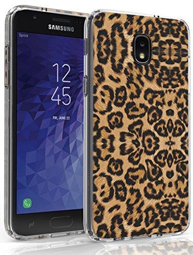 - Galaxy J3 2018 Case, Galaxy J3 V/Express Prime 3/ J3 Star/ J3 Achieve/Amp Prime 3/ Eclipse 2/Orbit/Prime 2, Ailiber Tiger Animal TPU Protective Cover for Samsung GalaxyJ3 2018/SM-J337 5inch-Leopard