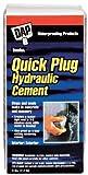Dap 14086 5 Lb Box Quick Plug Hydraulic Cement