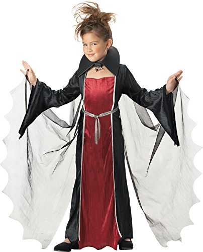 Vampire Costumes For Kids (California Costumes Toys Vampire Girl, Medium)