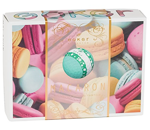 Goker Macaron Ladies Golf Balls (1 Dozen) by Goker