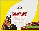 Durvet 12-Pack Ivermectin Dewormer Paste for Horse...
