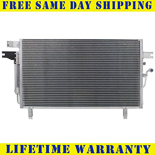 (A/C AC Condenser For Nissan Infiniti Fits Pathfinder QX4)