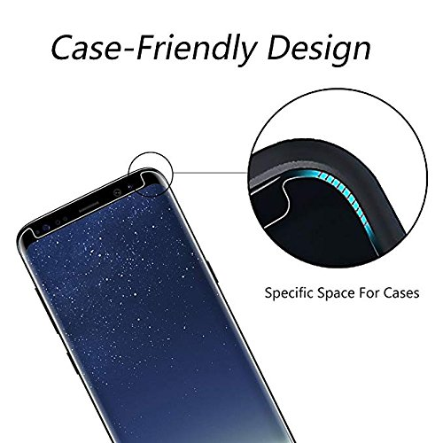 hairbowsales Screen Protectors Clear Compatible with Phone Screen Protectors.Black.-02.25 105