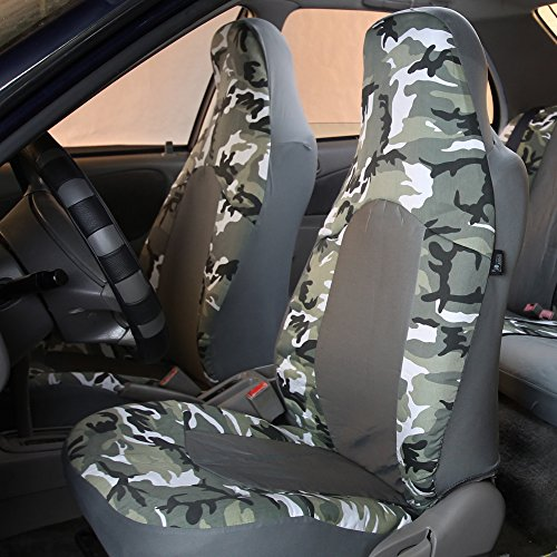 side airbag seat covers camo - 9