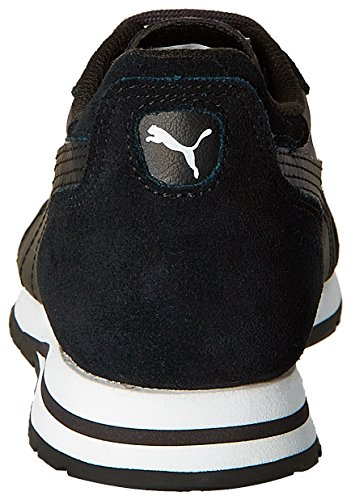 Adulto Unisex Yarra Classic asphalt Negro Deporte De Zapatillas Noir Puma black 71O4qx