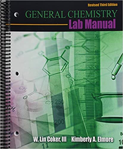 General chemistry lab manual coker w lin elmore kimberly a general chemistry lab manual 3rd edition fandeluxe Images