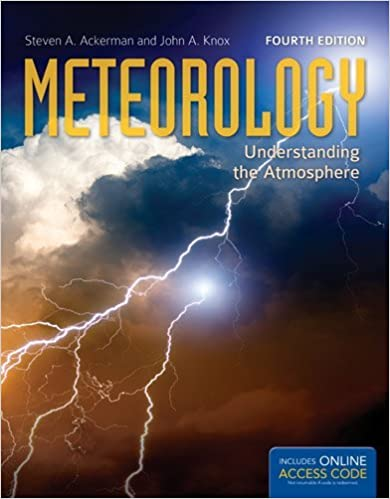 Book Meteorology (Jones and Bartlett Titles in Physical Science) by Ackerman (2013-09-13)