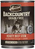 Merrick Backcountry - Hearty Beef Stew - 12.7 oz - 12 ct