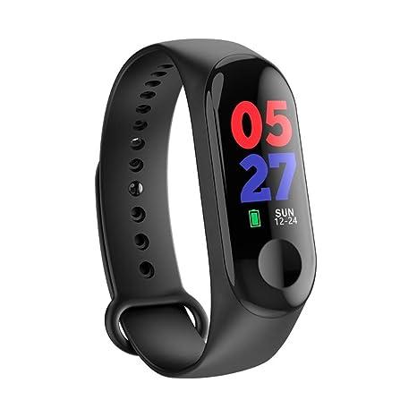 Amazon.com: ZJXHAO Fitness Tracker HR, Reloj de seguimiento ...