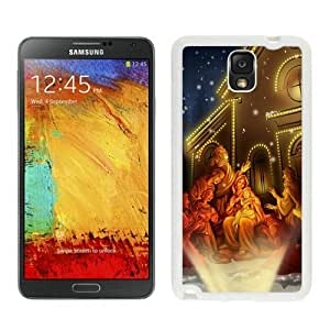 Galaxy note 3 case, Samsung Galaxy note 3 cases,Merry Christmas Samsung Galaxy note 3 Case White Cover