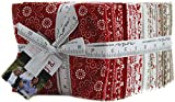 Sweetwater Project Red 38 Fat Quarters Moda Fabrics 5680AB