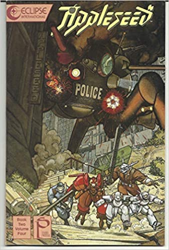 Appleseed Book 2 Volume 4 Masamune Shirow David Lewis Toren Smith Amazon Com Books