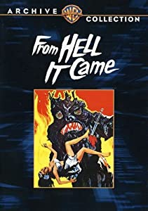 From Hell it Came by Allied Artists