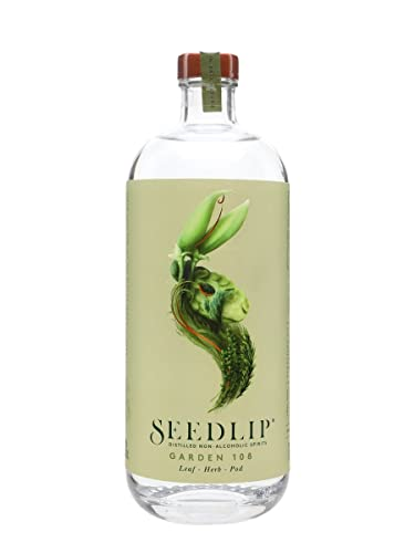 Seedlip Garden 108 Non-alcoholic Spirit, 70cl