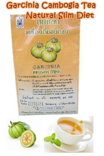 Garcinia Cambogia Tea Bags Diet Weight Loss Slim Pure Organic Herbal 60 Teabags Buy Online In Aruba Good Done