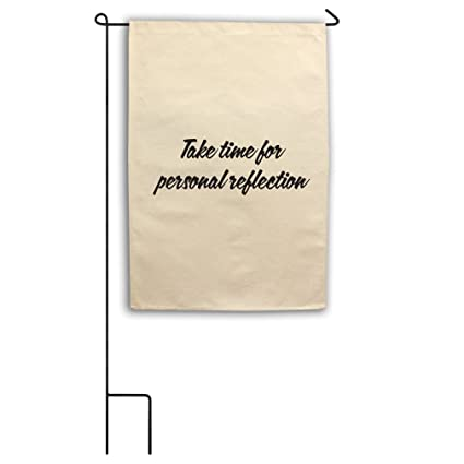 amazon com take time for personal reflection style 2 canvas house