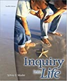 Inquiry into Life, Sylvia S. Mader, 0073309338