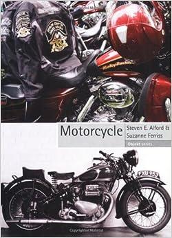 Book Motorcycle (Objekt)