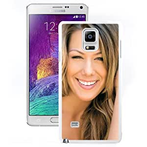 Beautiful Designed Cover Case With Colbie Caillat Look Smile Hair Arm (2) For Samsung Galaxy Note 4 N910A N910T N910P N910V N910R4 Phone Case
