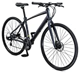 """Schwinn Vantage F3 Women's Flat Bar Road Bike 17.7"""" Small Frame Size, Matte Blue Pacific Cycle (Over-Boxed Product)"""
